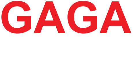 Pizzeria Gaga Light Logo